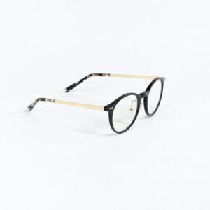Blaulichtfilter Brille schwanz Seitlich