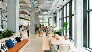 WeWork Frankfurt Coworking Space